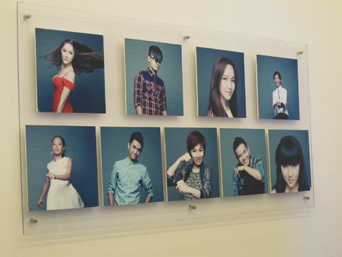 Đột nhập dinh cơ Top 9 Vietnam Idol - 2
