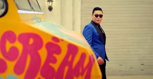 Hotgirl Gangnam Style tung MV nóng - 2