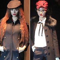 Milano show: Câu chuyện của quần áo