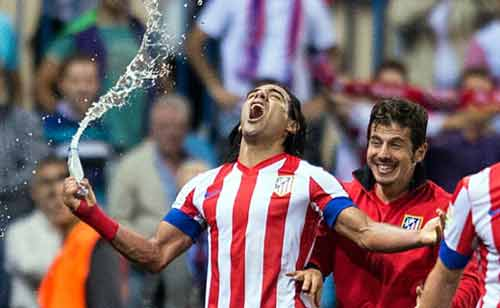 Falcao: Ngán gì Messi & Ronaldo - 1