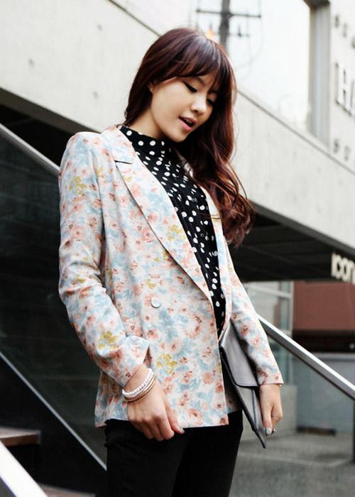 Phối blazer khéo như nữ công sở hiện đại - 6