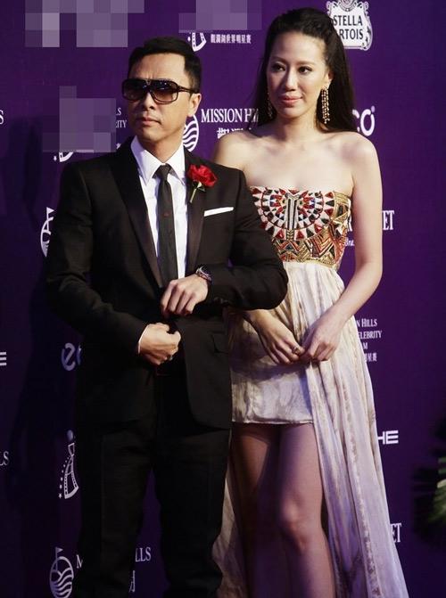 Váy cổ V khoe vẻ phồn thực của Gan Lulu - 10