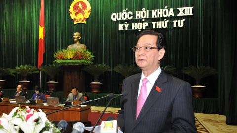 Thủ tướng nhận lỗi trước nhân dân - 1