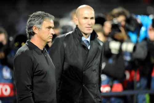 """Zidane phủ nhận """"mâu thuẫn"""" với Mourinho - 1"""