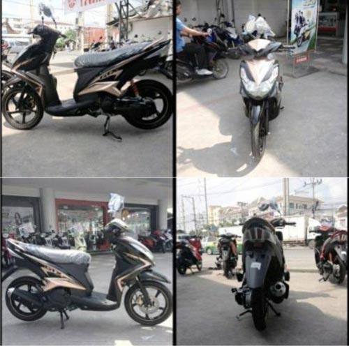 Yamaha Xeon 2013 sắp về Việt Nam - 4