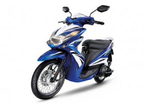 Yamaha Xeon 2013 sắp về Việt Nam - 1
