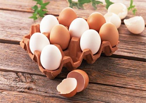 """4 bệnh nói """"không"""" với trứng gà - 1"""