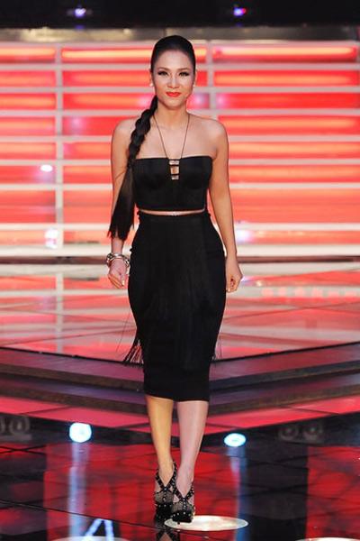 """Thu Minh mặc đồ hiệu """"khủng"""" ở The Voice - 12"""