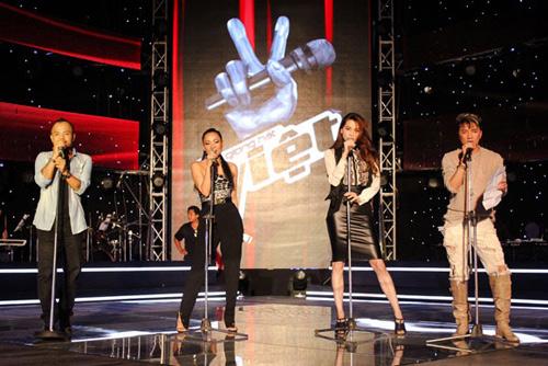 """Thu Minh mặc đồ hiệu """"khủng"""" ở The Voice - 13"""