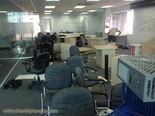 Không còn lo khi đầu tư văn phòng mới - 1