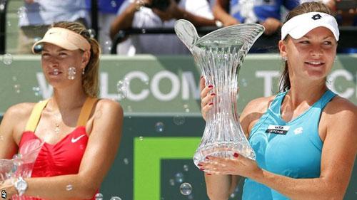 WTA Championships: Trận chiến cuối cùng - 3
