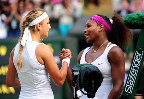 WTA Championships: Trận chiến cuối cùng - 2
