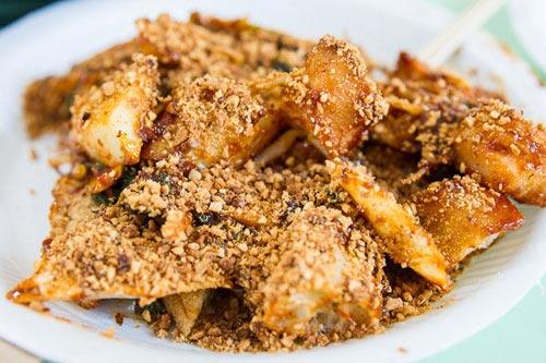 5 món ăn đường phố khoái khẩu Singapore - 4