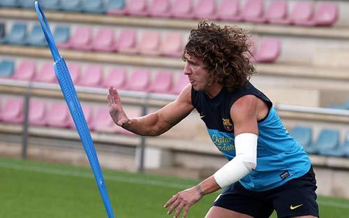 Barca: Người khổng lồ không áo giáp - 2
