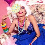 Thời trang - Thí sinh Top Model gợi cảm cùng nội y