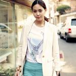 Thời trang - Phối blazer khéo như nữ công sở hiện đại