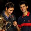 Tennis  8: Djokovic cao tay ấn