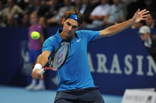 Federer khởi đầu nhẹ nhàng tại Basel - 1