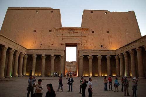 10 ngôi đền cổ đại kỳ vĩ ở Ai Cập - 5