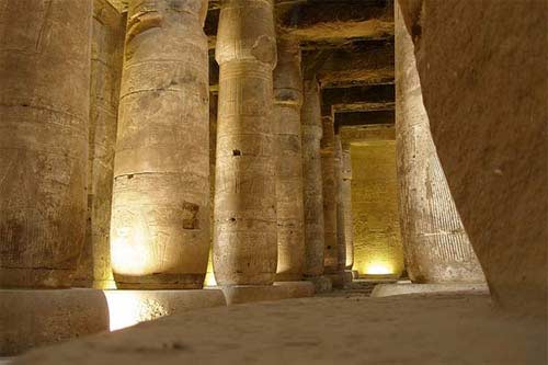 10 ngôi đền cổ đại kỳ vĩ ở Ai Cập - 6