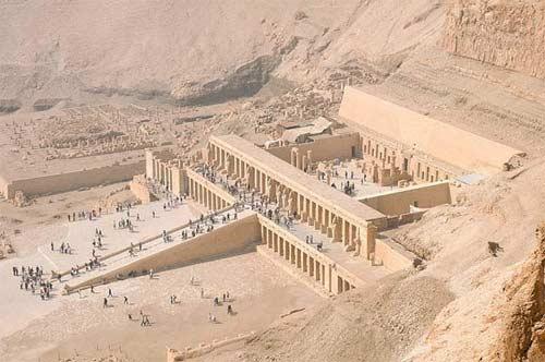 10 ngôi đền cổ đại kỳ vĩ ở Ai Cập - 7