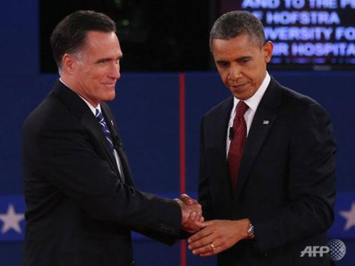 Hôm nay, Obama và Romney đấu trận cuối cùng - 2