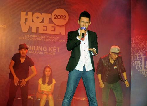 Hot Vteen Sài Gòn cùng nhau tranh tài - 8