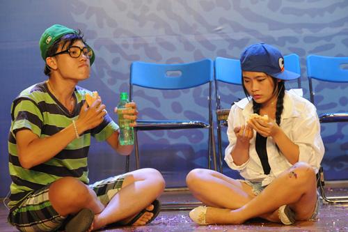 Hot Vteen Sài Gòn cùng nhau tranh tài - 6