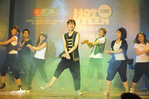 Hot Vteen Sài Gòn cùng nhau tranh tài - 5