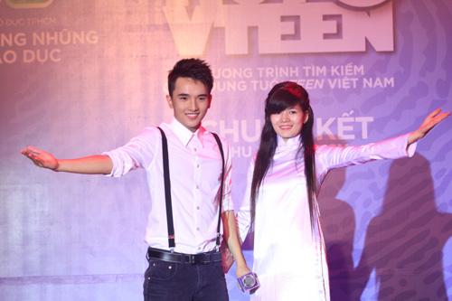 Hot Vteen Sài Gòn cùng nhau tranh tài - 3