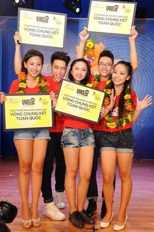 Hot Vteen Sài Gòn cùng nhau tranh tài - 16