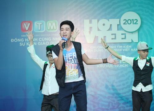 Hot Vteen Sài Gòn cùng nhau tranh tài - 15