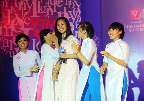 Hot Vteen Sài Gòn cùng nhau tranh tài - 14