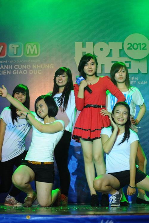 Hot Vteen Sài Gòn cùng nhau tranh tài - 12