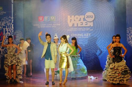 Hot Vteen Sài Gòn cùng nhau tranh tài - 11