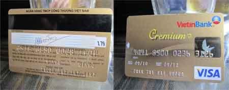 Rủi ro mất tiền oan của chủ thẻ Visa - 1