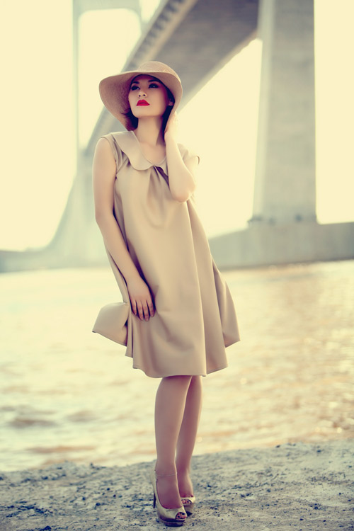 Mặc váy đẹp cho ngày dịu dàng - 15