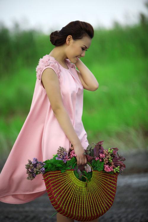 Mặc váy đẹp cho ngày dịu dàng - 7