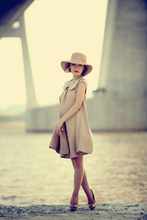 Mặc váy đẹp cho ngày dịu dàng - 13