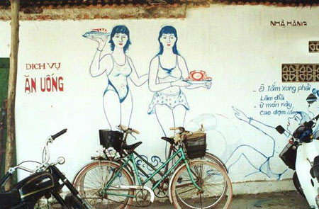 Những hình ảnh chỉ có ở Việt Nam (128) - 2