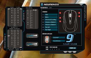 Chuột chuẩn Newmen dành cho giới văn phòng - 3