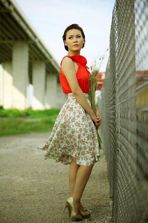 Mặc váy đẹp cho ngày dịu dàng - 3
