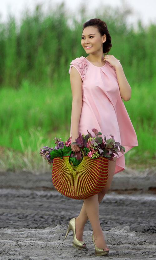 Mặc váy đẹp cho ngày dịu dàng - 9