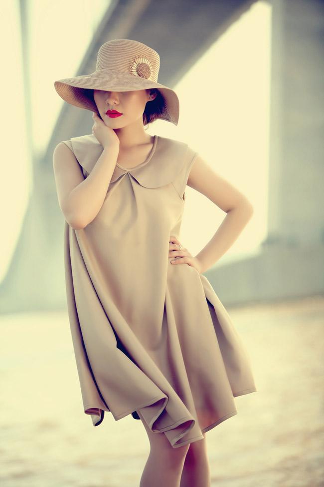 Mặc váy đẹp cho ngày dịu dàng - 12