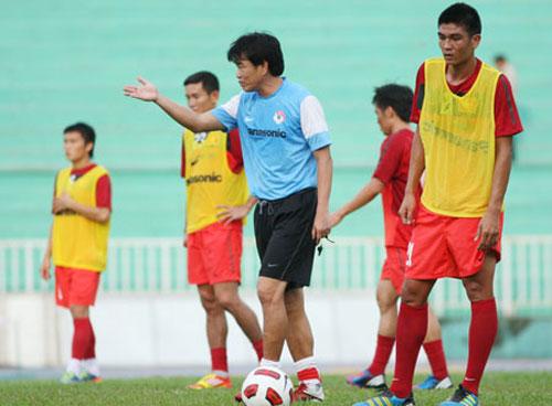 VFF Cup 2012: ĐTVN mới đạt 90% phong độ - 1