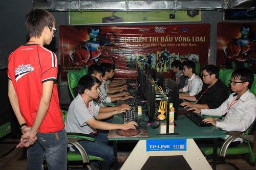 Cháy hết mình cùng VEC 2012 vòng loại Hà Nội - 2