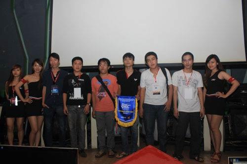Cháy hết mình cùng VEC 2012 vòng loại Hà Nội - 6
