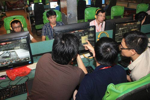 Cháy hết mình cùng VEC 2012 vòng loại Hà Nội - 7