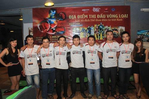 Cháy hết mình cùng VEC 2012 vòng loại Hà Nội - 8