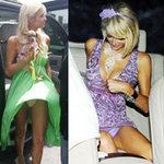 """Ô tô - Xe máy - Paris Hilton """"thích"""" lộ hàng trên xe"""